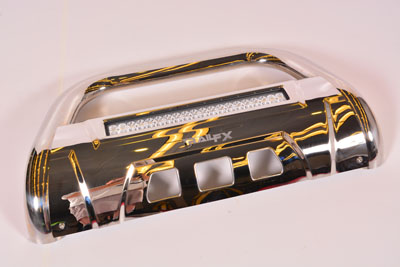 FX Products, TrailFX 3.5-in. Bull Bar With Double Row LED Light Bar