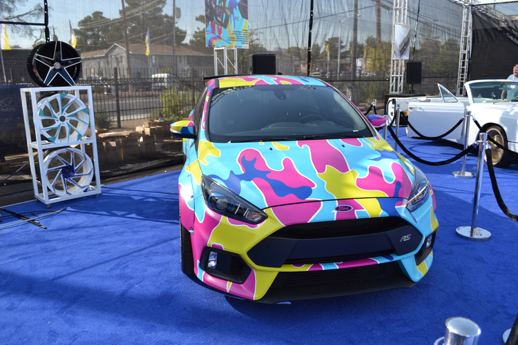 Ford Focus West Coast Customs