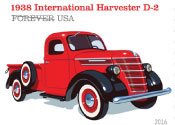 '38 International Harvester D-2