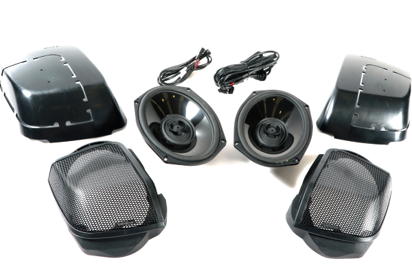 Harley Rear Audio Kit