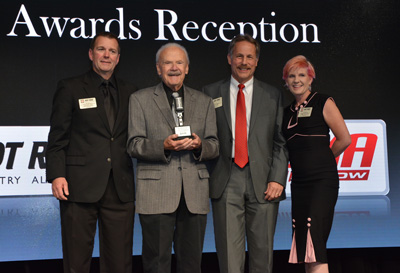 SEMA Show Award Reception