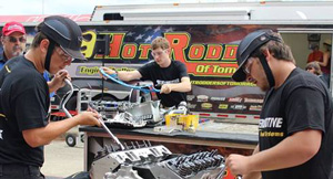 Hot Rodders of Tomorrow Qualifying