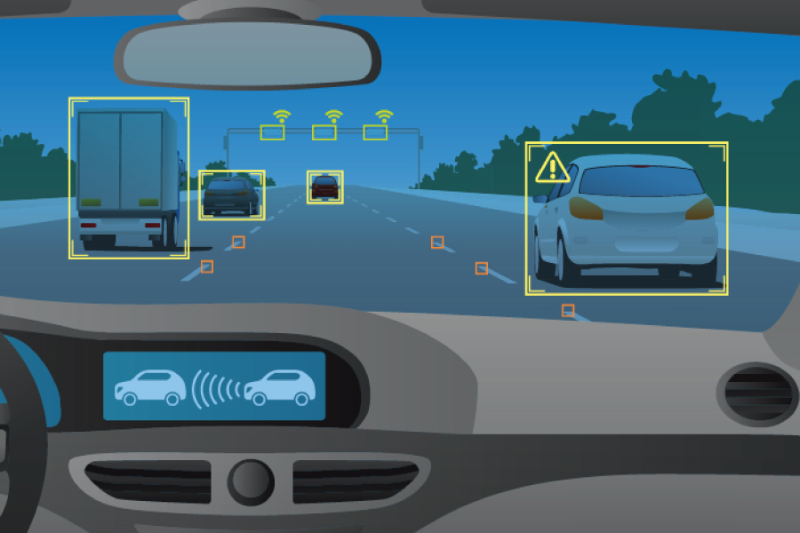 ADAS and CVT Systems