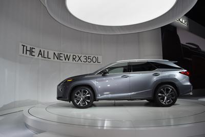 LA Auto Show—New Vehicles, Advanced Technologies Debut | SEMA