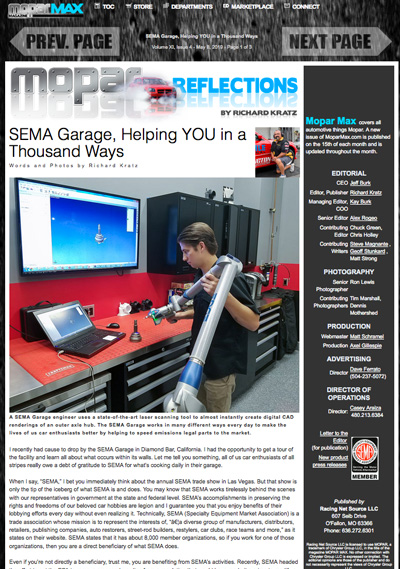SEMA Garage Is Your One-Stop Shop