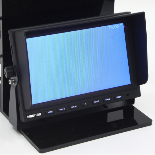 Rostra Quad-View LCD Monitor