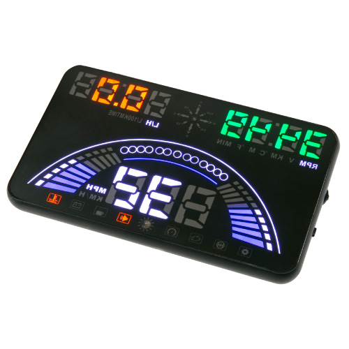 Scosche 5.8-in. OBD GPS Combo Head-Up Display