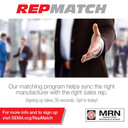 RepMatch