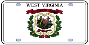 sc 1 st  SEMA & West Virginia Bill to Allow Personalized Antique Plates Becomes Law
